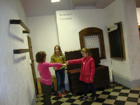 V muzeu
