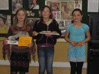 Recitační soutěž - žáci ZŠ Dětenice